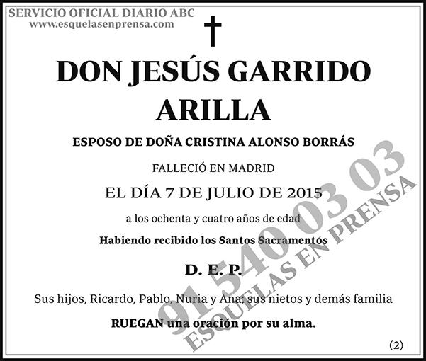 Jesús Garrido Arilla
